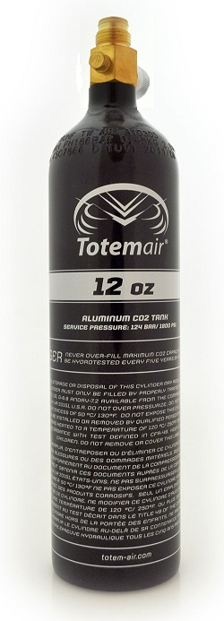 totem air 12 oz on off