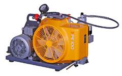 bauer compressor poseidon electric three 100liter