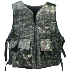 gxg basic tactical vest camo